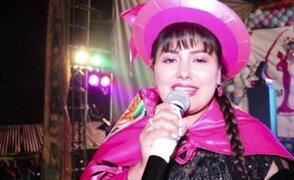Delincuentes roban a cantante folclórica valorizadas polleras en S/10 mil