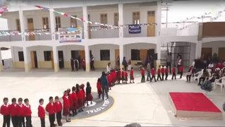 """Fundación Internacional """"Acronis"""" construyó colegio en Nuevo Chimbote"""