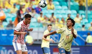 Colombia vs. Paraguay: 'cafeteros' ganan 1-0 en choque por la Copa América 2019