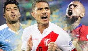 Perú clasificó a cuartos de final de la Copa América