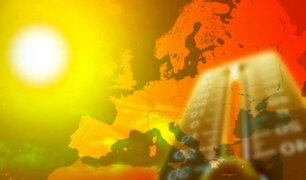 """Europa se prepara para una ola de calor catalogada como """"potencialmente peligrosa"""""""