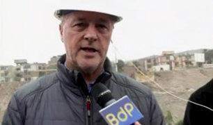 Inician obras para reconstrucción de puente que unirá El Agustino y SJL