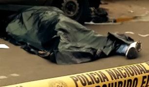 Independencia: hombre muere atropellado tras balacera en exteriores de discoteca