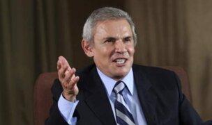 Luis Castañeda no asistió a interrogatorio de la Fiscalía por caso OAS