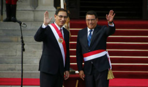 Presidente Vizcarra: Ministro José Huerta nos ha dejado sirviendo a su patria