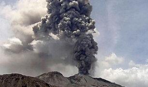 Volcán Ubinas: presidente Vizcarra dispuso declarar emergencia en tres regiones