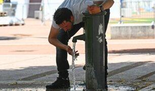 Ola de calor en Europa: temperaturas podrían superar los 40ºC
