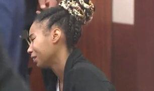 Estados Unidos: madre atropella y mata a su hijo de 3 años durante juego