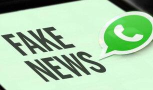 WhatsApp: cierran hasta dos millones de cuentas al mes por difundir fake news