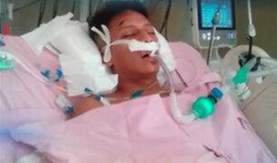 Joven ciclista queda gravemente herido tras ser atropellado en San Luis