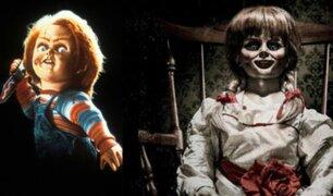 Chucky asesina a Annabelle en nuevo póster de Child's Play