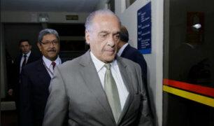 JNJ:  Pedro Patrón Bedoya no juramentará por nuevas acusaciones
