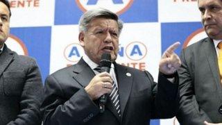 Chiclayo: formalizan investigación contra César Acuña