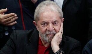 Tribunal Supremo de Brasil rechazó otorgar libertad a expresidente Lula da Silva