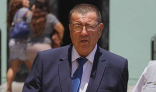 Dictan comparecencia restringida para gobernador regional del Callao