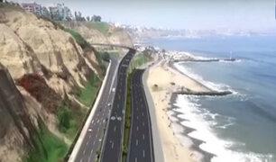 Este miércoles se abriría viaducto Armendariz en la Costa Verde