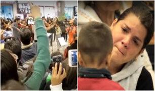 Día del refugiado: así sorprendieron a ciudadanos venezolanos y extranjeros