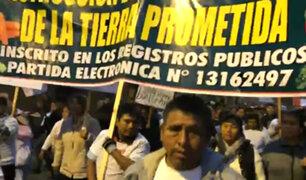 Santa Anita: comerciantes exigen construcción de mercado minorista para formalizarse