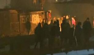 Motín en Lurigancho: reclaman mejoras y denuncian abusos del INPE