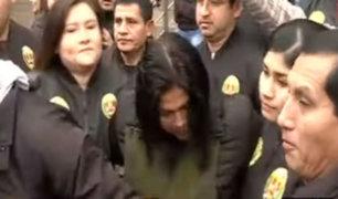 Dictan 9 meses de prisión preventiva contra 'Chata Judith'