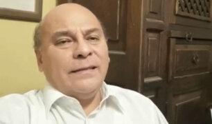César Campos: Mesa Directiva del Congreso debe reflejar un nuevo balance
