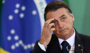 España: militar de comitiva de Bolsonaro fue detenido con 39 kilos de cocaína
