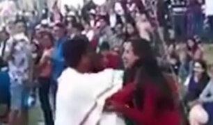 Cajamarca: joven intenta besar a la fuerza a músico en fiesta de San Juan