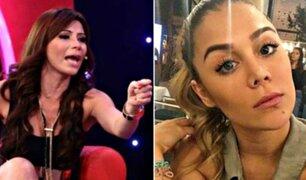 Milena Zárate responde a Alexandra Méndez 'La Chama' por calificativos en su contra