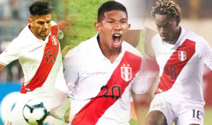 Copa América: Zambrano, Carrillo y Flores serían titulares ante Uruguay