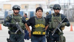 Minjus dispone el cese del Consejo Nacional Penitenciario por liberación de sicario