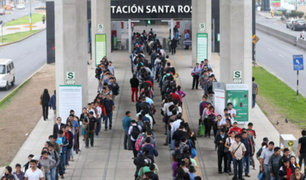 Lima 2019: amplían horario de servicio para usuarios del Metro de Lima