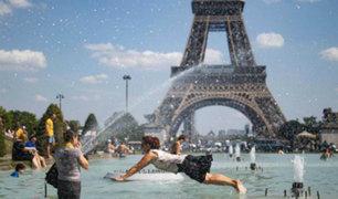 Europa: tres personas fallecen ante histórica ola de calor
