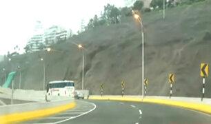 ¿Viaducto Armendáriz alivia tráfico en la Costa Verde?, esto fue lo que comprobamos