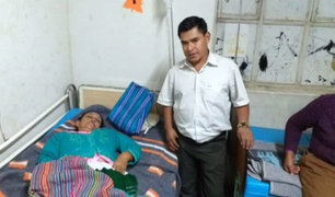 Áncash: un muerto y más de 40 heridos por intoxicación en fiesta patronal