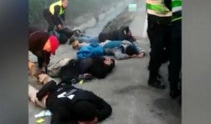 Huaura: un muerto tras intento de toma de azucarera Andahuasi