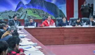 Minem: Gobierno tiene la decisión política de construir el gasoducto hacia el sur