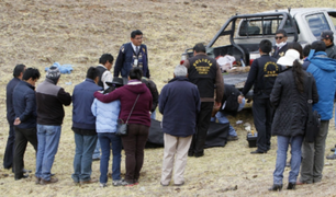 Intervienen a menor de 14 años acusado de asesinar a su amigo en Cusco