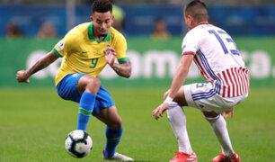 Brasil elimina a Paraguay por penales y pasa a semifinales de la Copa América