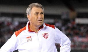Nery Pumpido ¿qué dijo el campeón del 86 sobre el partido de Perú-Uruguay?