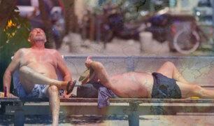 Francia declara alerta roja por calor extremo