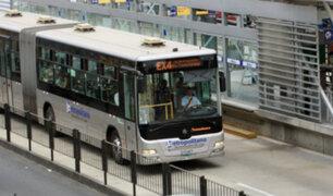 Municipalidad de Lima busca pasajero que perdió casi S/.2 mil en Metropolitano