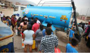 Callao: Conozca los horarios y puntos de distribución de agua potable por corte de tres días