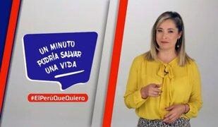 """Panamericana TV lanza campaña """"El Perú que quiero"""" rumbo al Bicentenario"""
