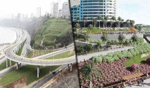 Municipalidad de Miraflores construirá dos puentes peatonales de última generación