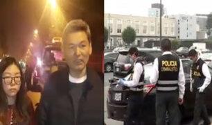 Hallan vehículo donde huyeron secuestradores de hija de empresario