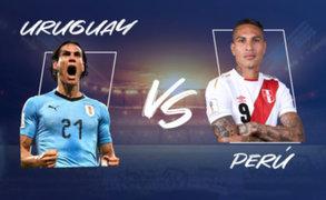 Perú vs Uruguay: todo listo para decisivo partido por los cuartos de final