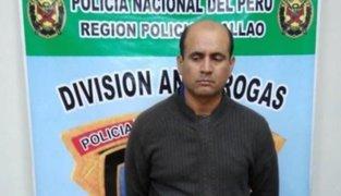 Agente del INPE es detenido con droga dentro del penal Ancón I