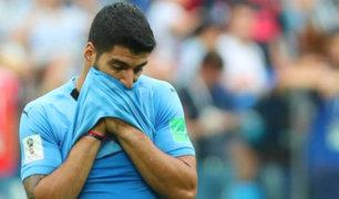 Las lágrimas de Suárez: Gallese se lució en el arco y evitó la eliminación de Perú
