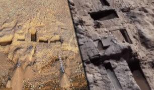 Sequía en Iraq descubre un palacio de 3.400 años de antigüedad