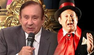 """Tulio Loza llegó con toda su chispa y picardía a """"Porque hoy es sábado con Andrés"""""""